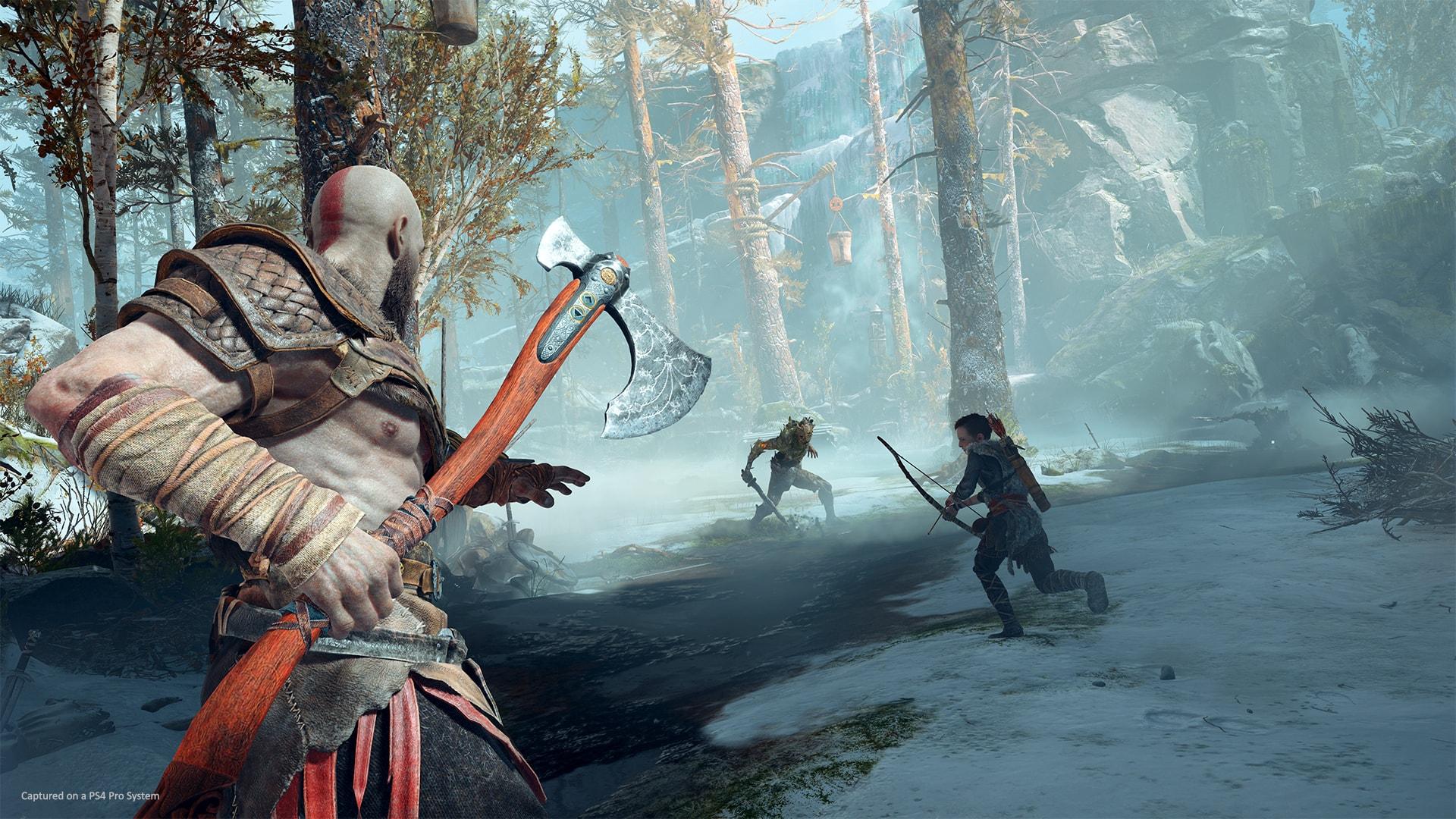 God of War è un capolavoro visivo su PS4 Pro, secondo Digital Foundry