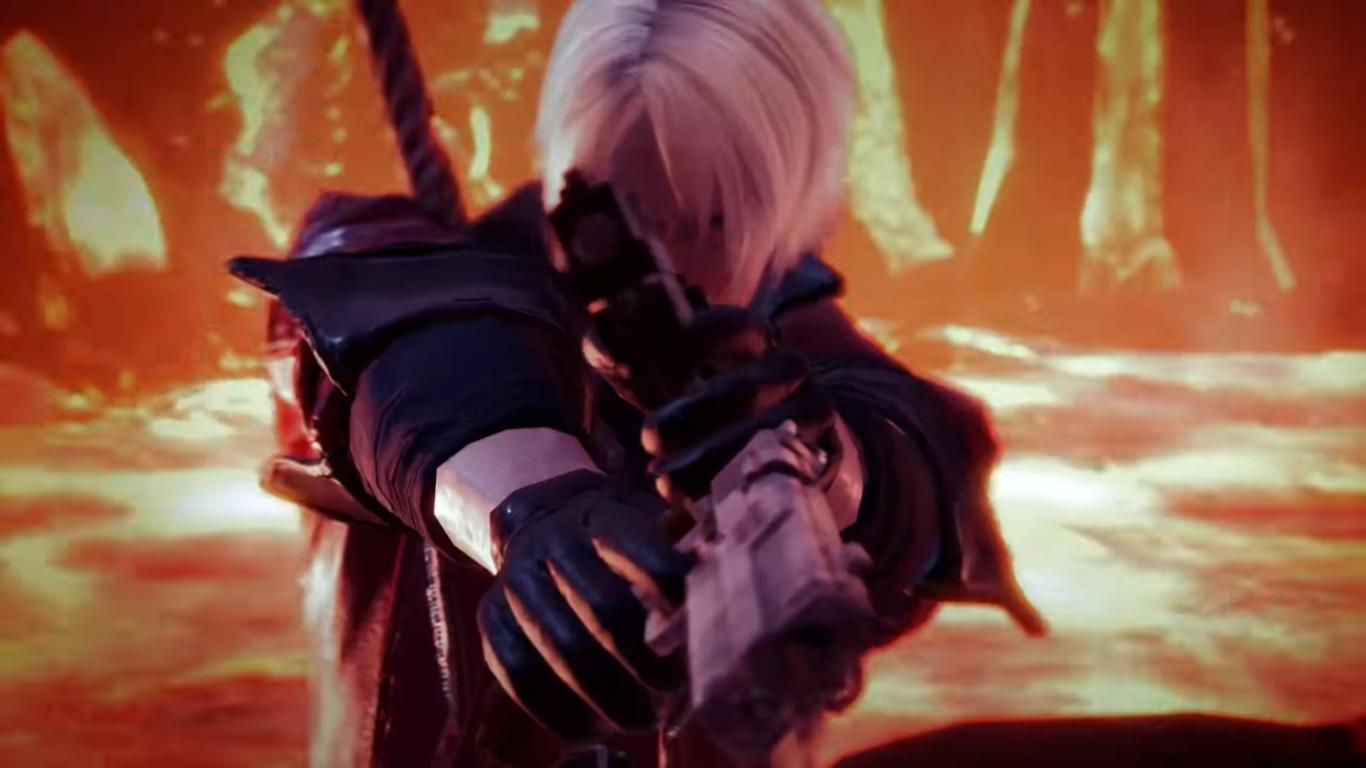 Monster Hunter: World, Dante di Devil May Cry entrerà a far parte dei Cacciatori