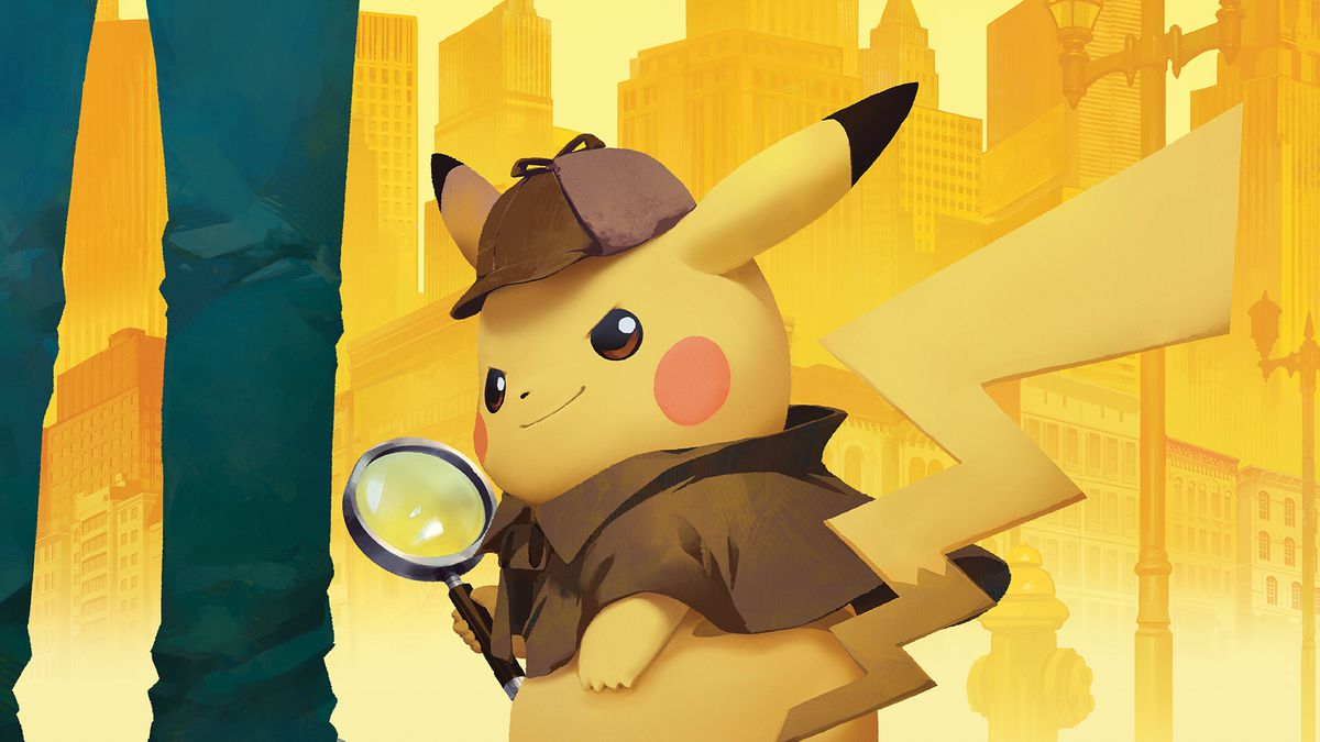 Divulgate le immagini dal set di Detective Pikachu