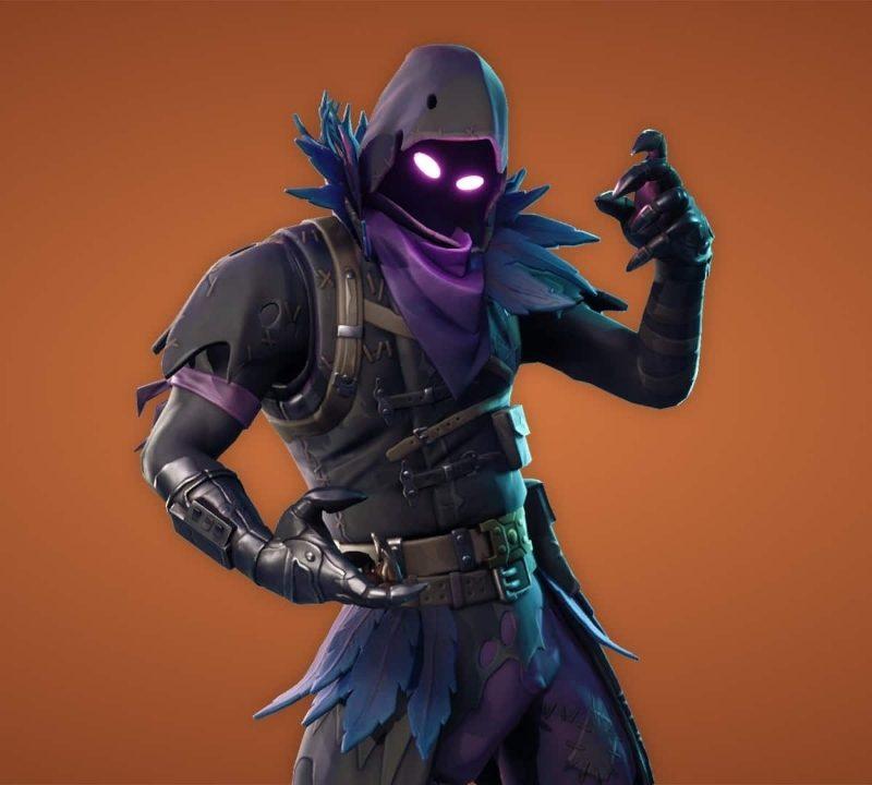 fortnite in arrivo il nuovo outfit raven gamesvillage it 800 x 720 - mediafare download fortnite