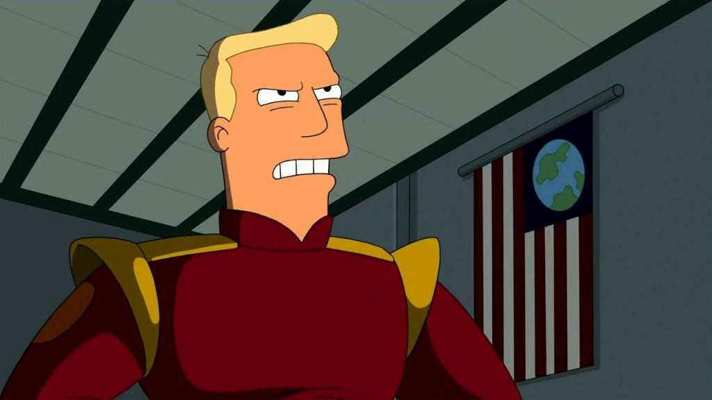 Venti anni fa ci ha lasciato Phil Hartman, voce di Zapp Brannigan in Futurama