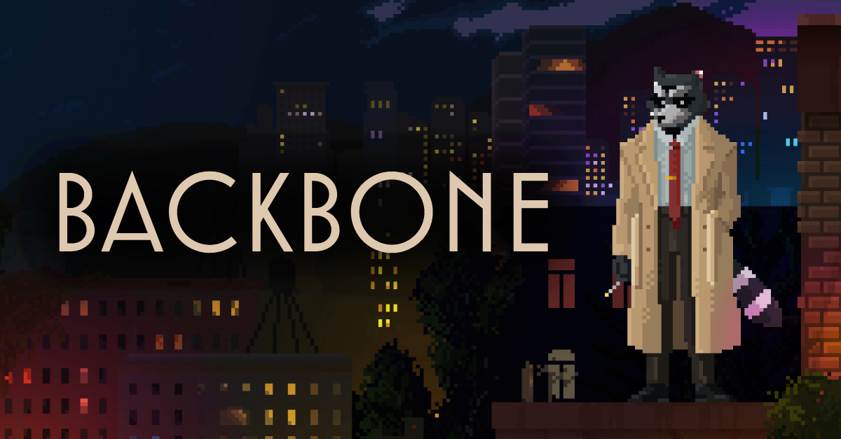 Backbone arriverà su Nintendo Switch, vinto il Kickstarter