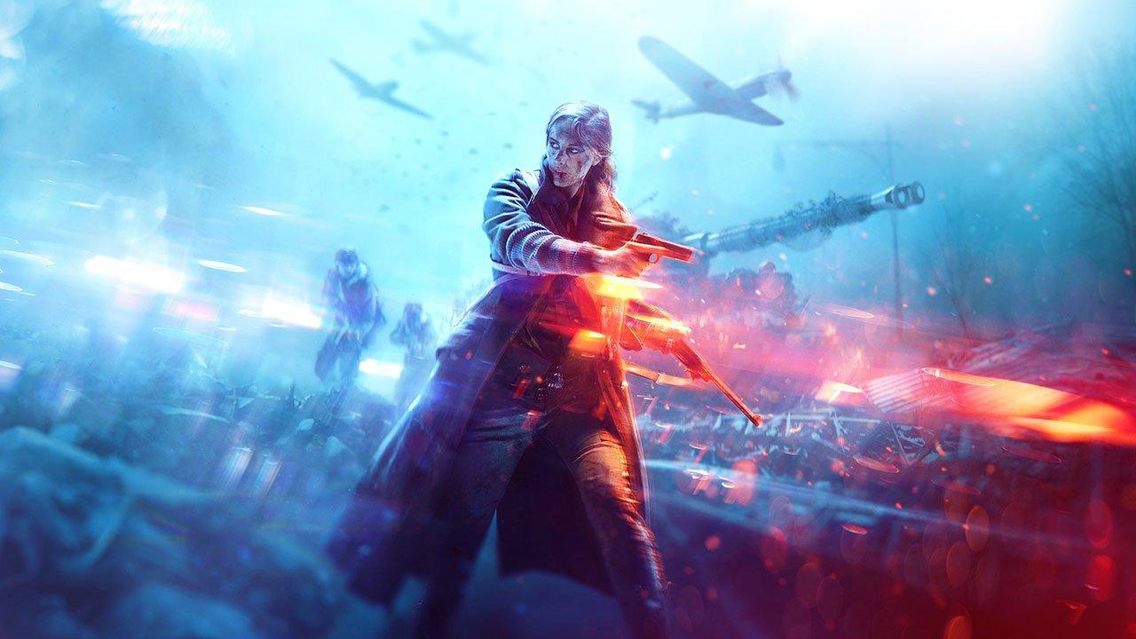 Battlefield V: i personaggi femminili sono lଠper restare