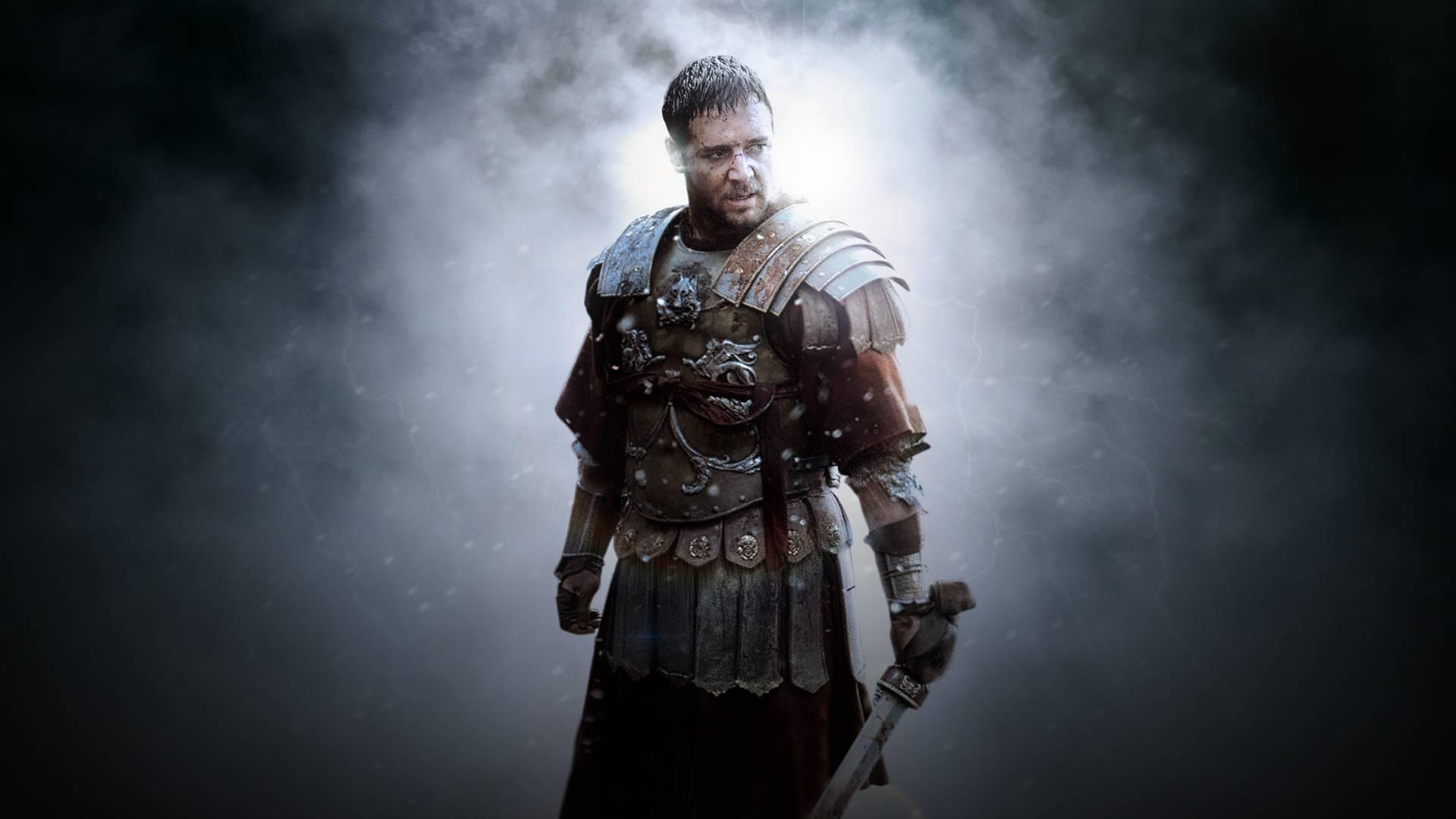 Si celebra al Colosseo l''™evento benefico Il Gladiatore Live, con Russell Crowe