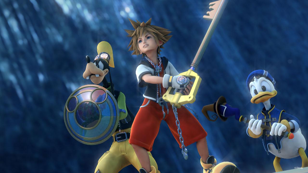Kingdom Hearts III confonderà tutti, anche lo stesso Nomura