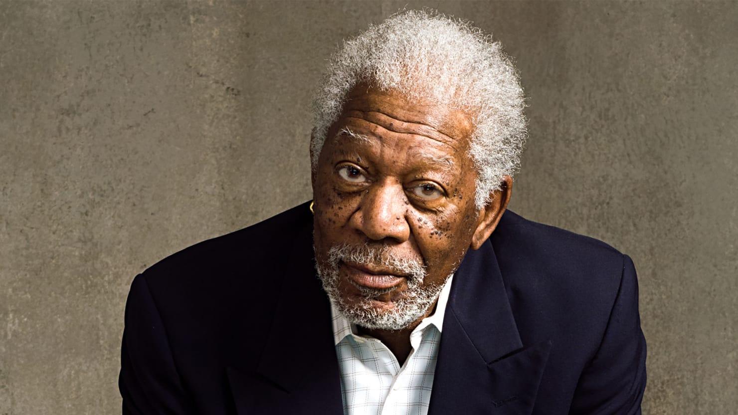 Morgan Freeman risponde alle accuse di molestie sessuali