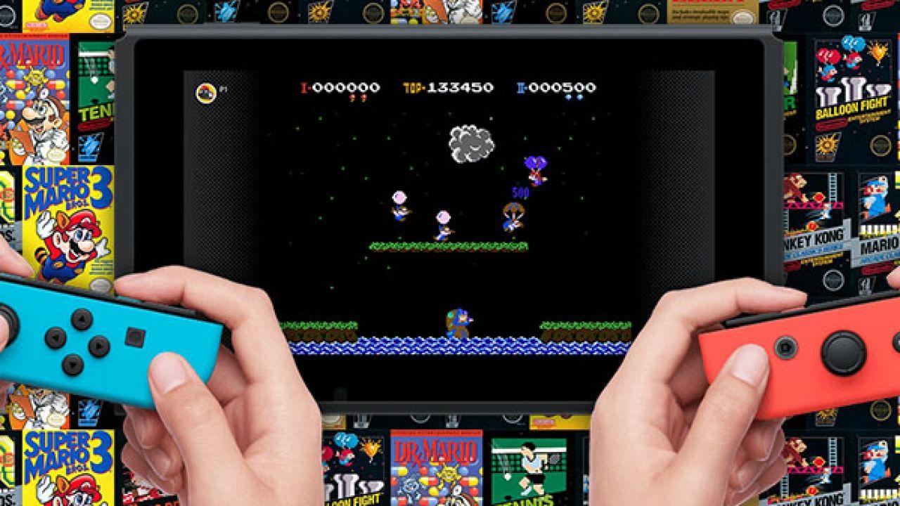 Nintendo Switch Online, svelato il periodo d'™arrivo del servizio