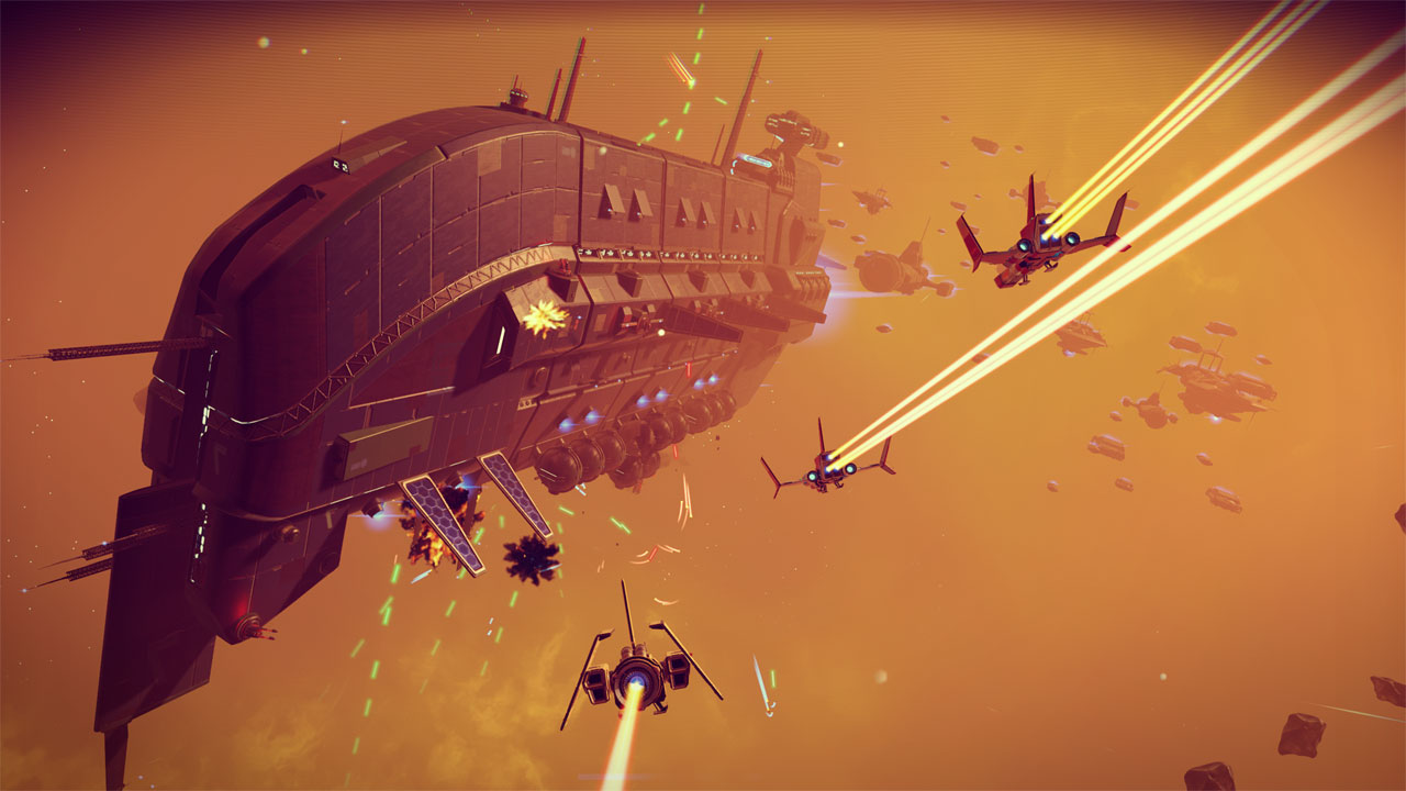 No Man's Sky NEXT Xbox One The Abyss