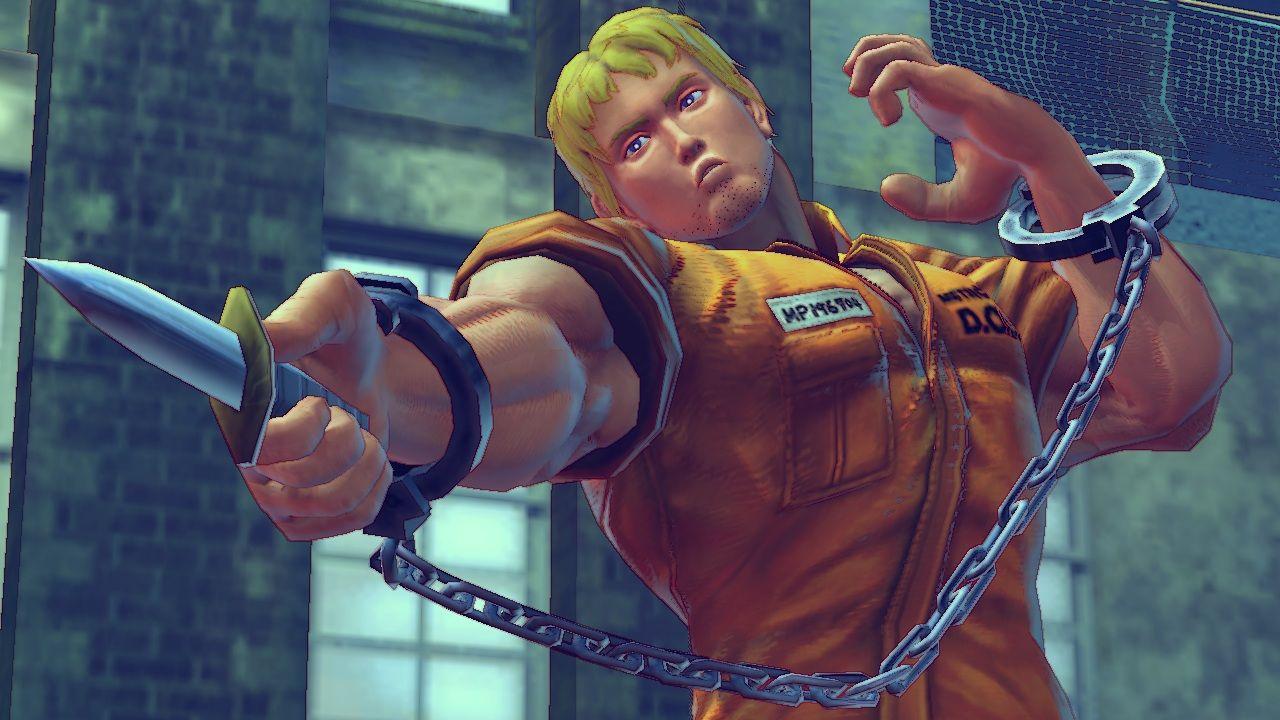 Street Fighter V: Arcade Edition, Cody arriverà a giugno