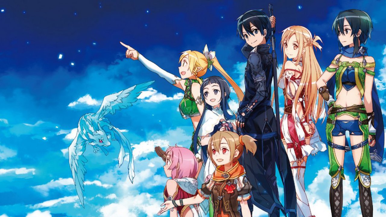 Sword Art Online: Fatal Bullet e Hollow Realization arrivano su Nintendo Switch