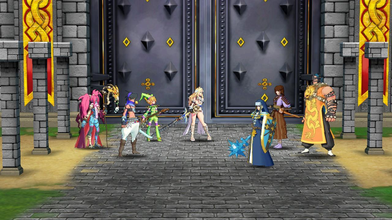 Code of Princess EX per Nintendo Switch ha una data di uscita in Giappone
