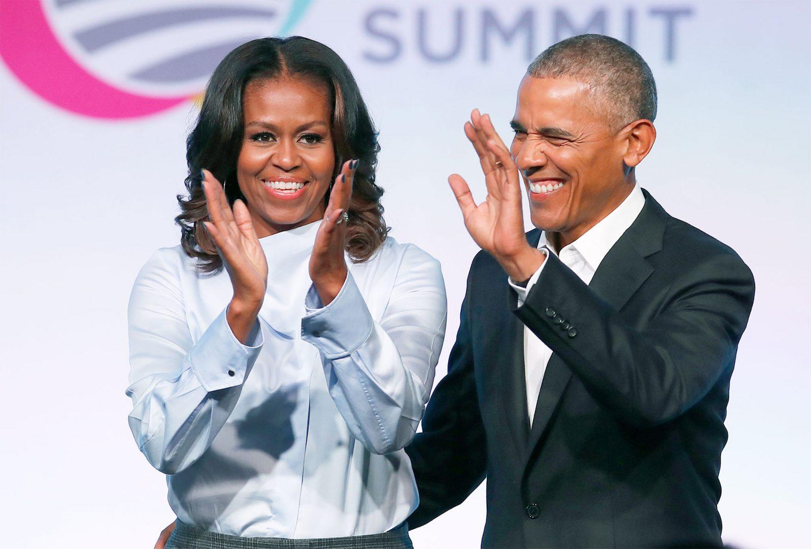 Netflix e la famiglia Obama si accordano per una partnership