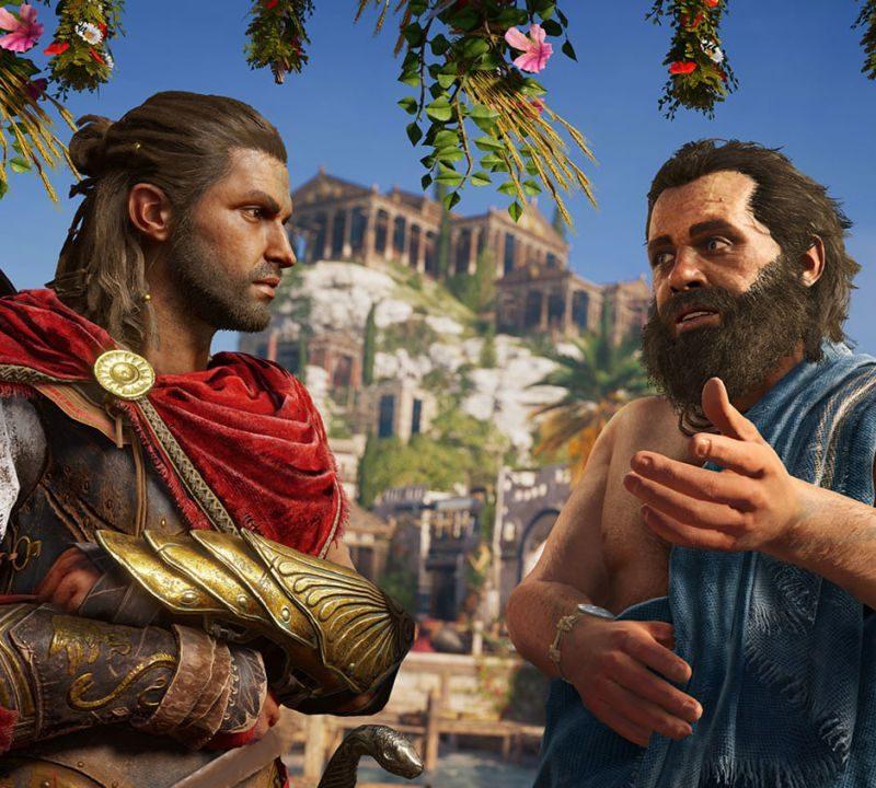 Assassins Creed Odyssey Arroti Greci Come Trovare