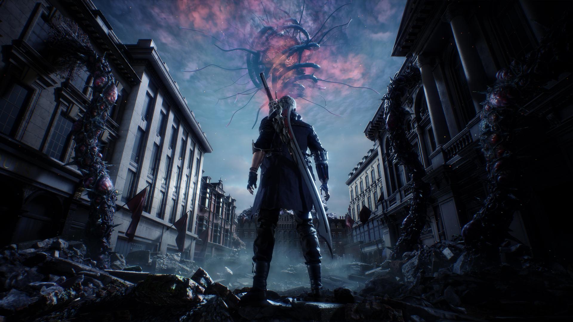 DmC ha generato una sana competizione fra Capcom e Ninja Theory per lo sviluppo di Devil May Cry 5