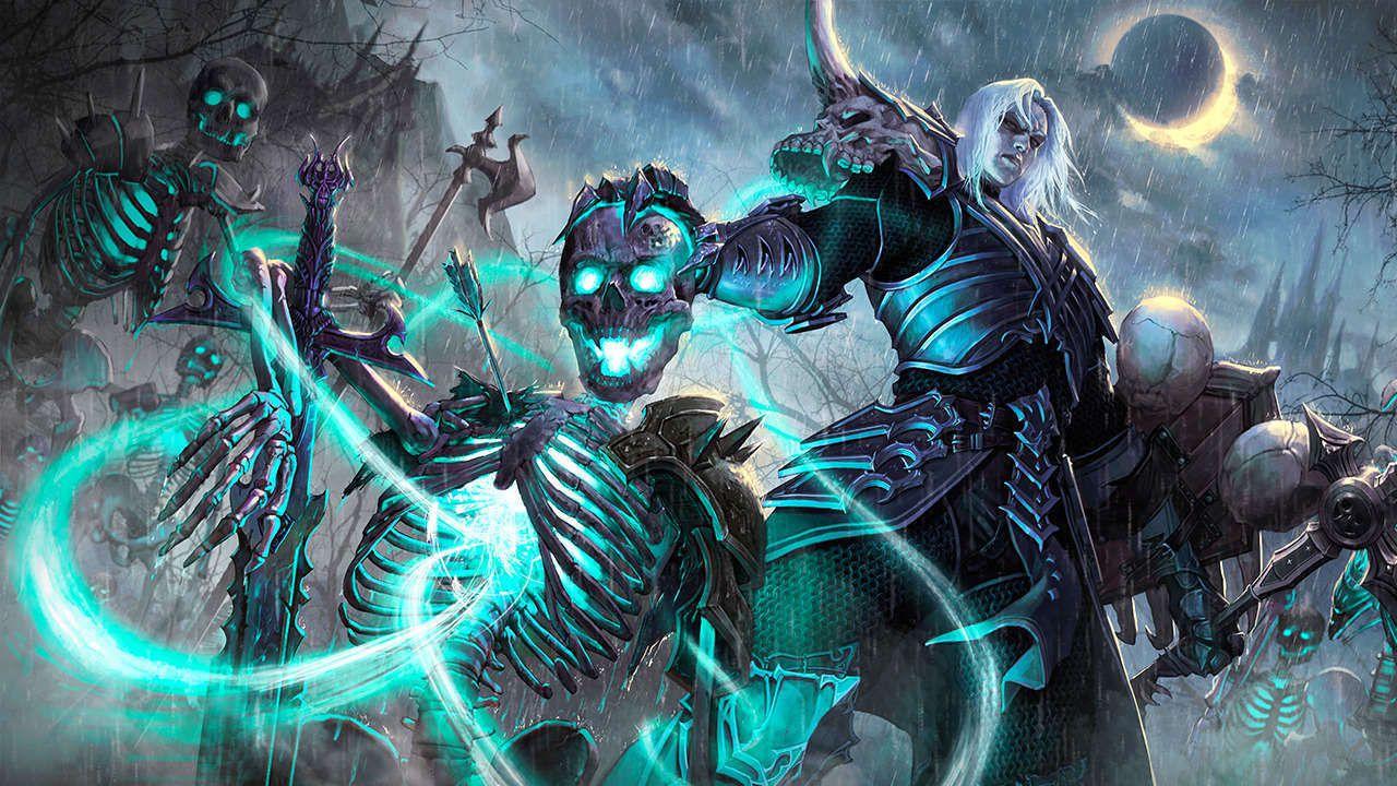 Annunciata la data d''™uscita della versione Switch di Diablo III