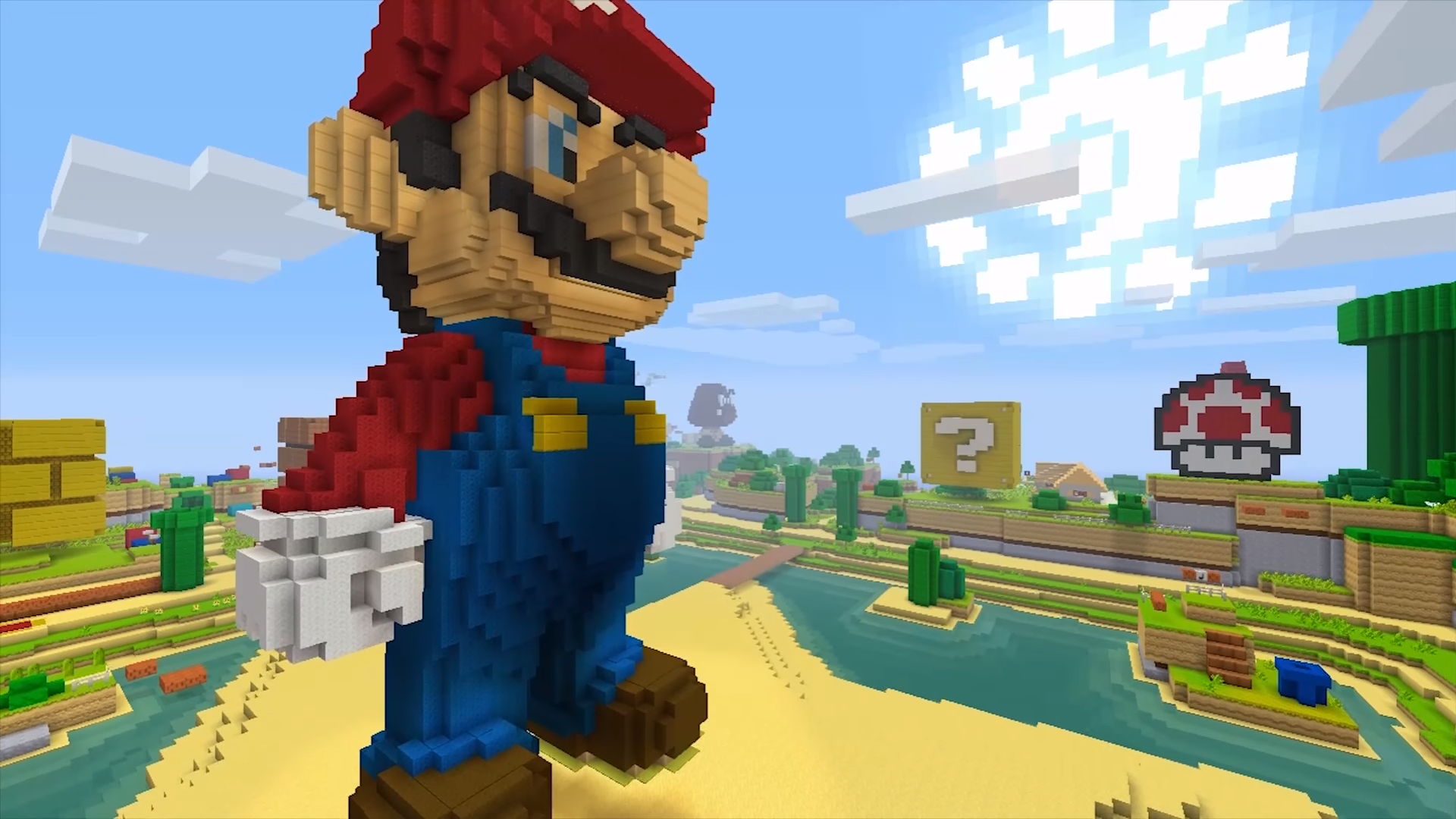 Nintendo and Minecraft and Cross-Play