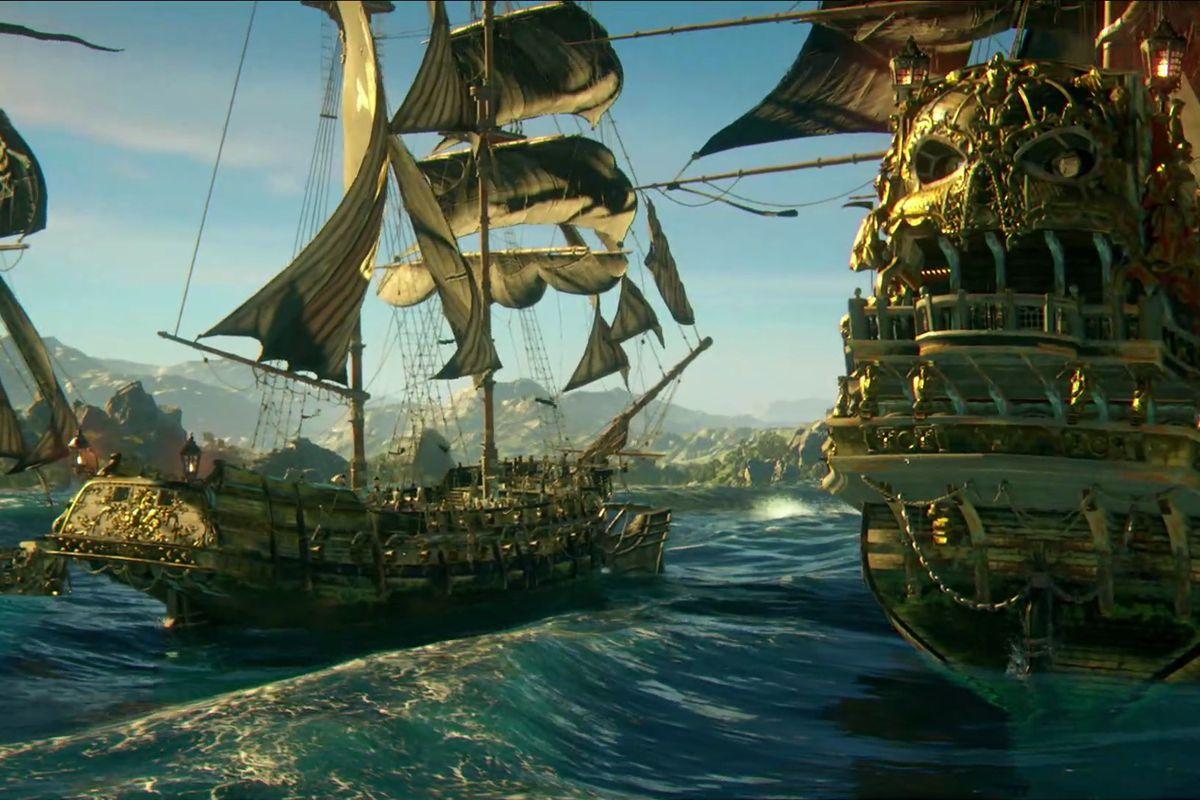 Skull And Bones Video Game 2018 Ubisoft: Skull & Bones, Ubisoft Ci Invita A Seguirla Nel Maelstrom