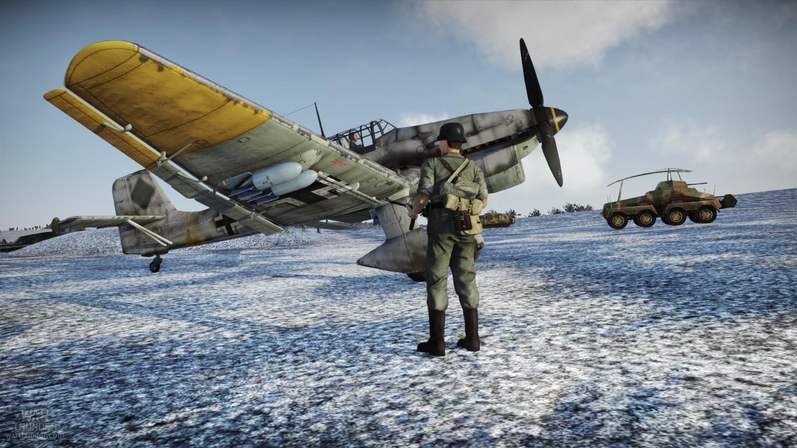 War Thunder arriva oggi su Xbox One, disponibili tre Founder''™s Pack