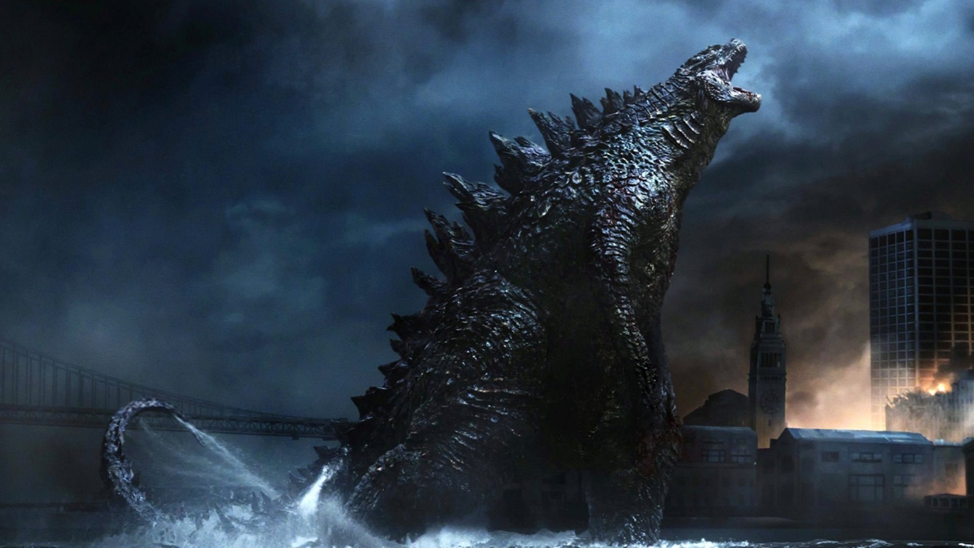Annunciato il trailer di Godzilla II: King of Monsters