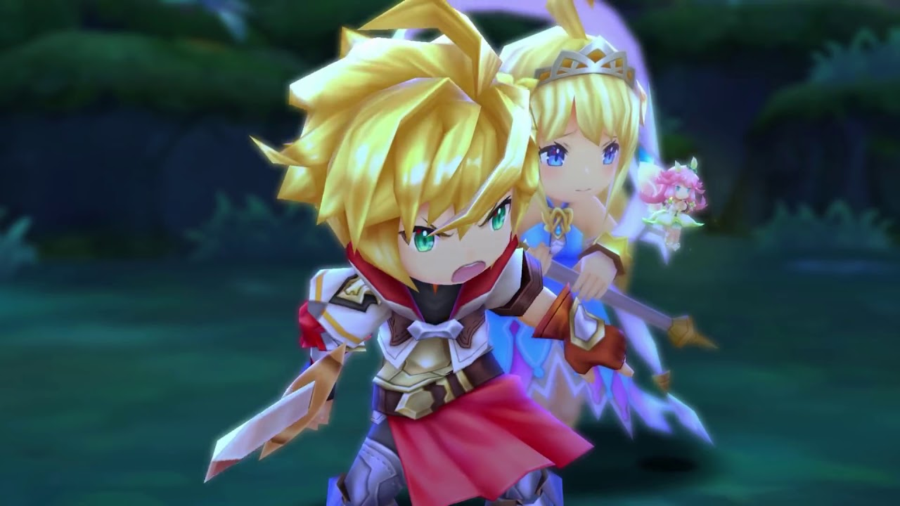 Il primo RPG mobile di Nintendo, Dragalia Lost, arriverà il 27 settembre