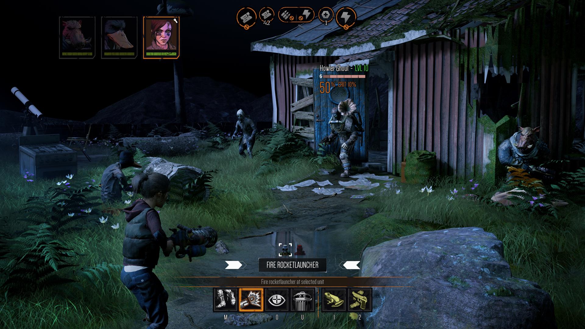 Mutant Year Zero Road to Eden - Xbox Game Pass