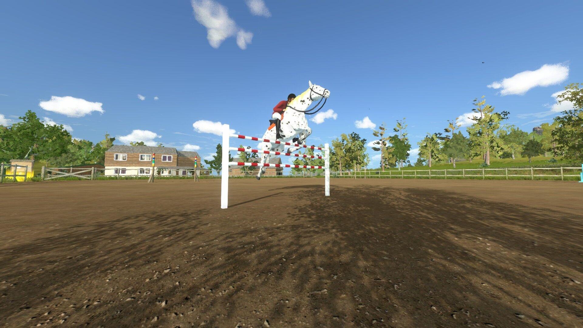 My Little Riding Champion, la scuderia virtuale di Bigben e Topliz arriverà anche su Switch