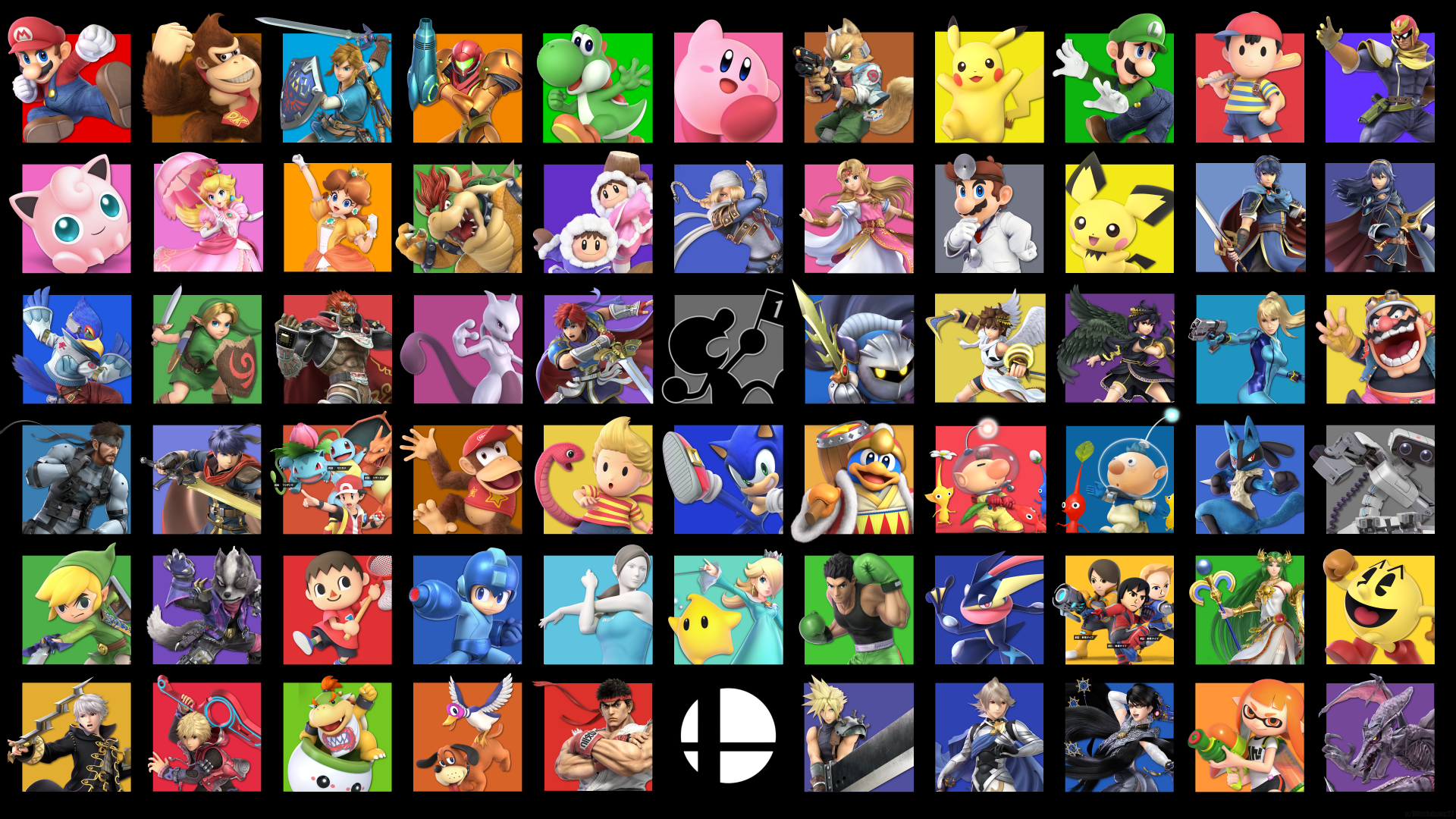 super smash bros ultimate - photo #9