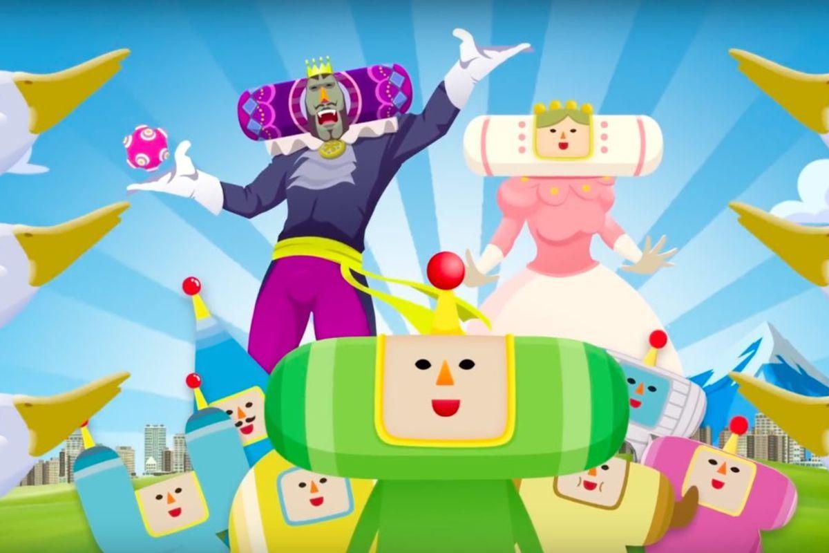 Katamari Damacy annunciato per Nintendo Switch, arriverà quest''™inverno