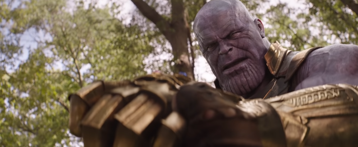 Avengers Infinity War Thanos Funko