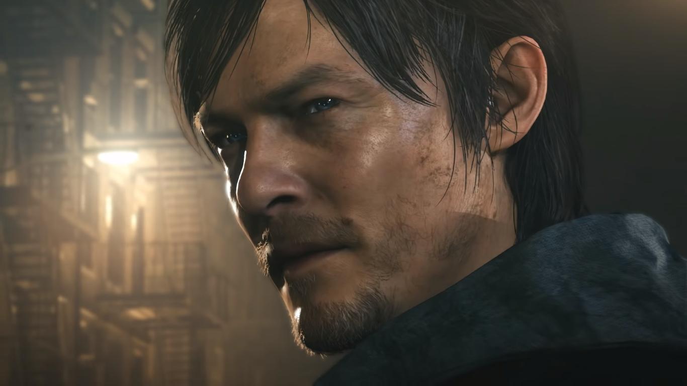 Silent Hills - Norman Reedus Hideo Kojima Konami