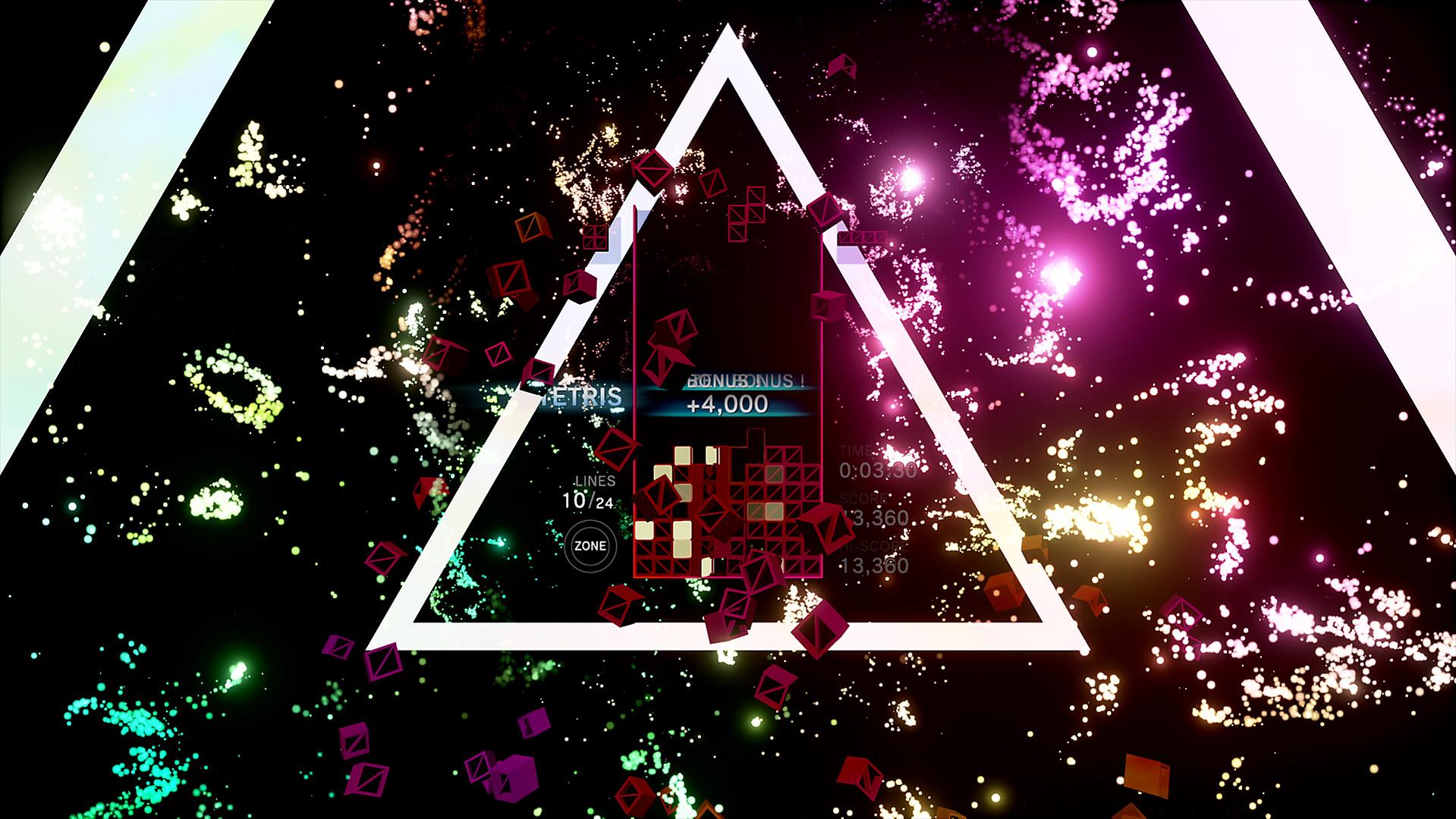 Tetris Effect PlayStation