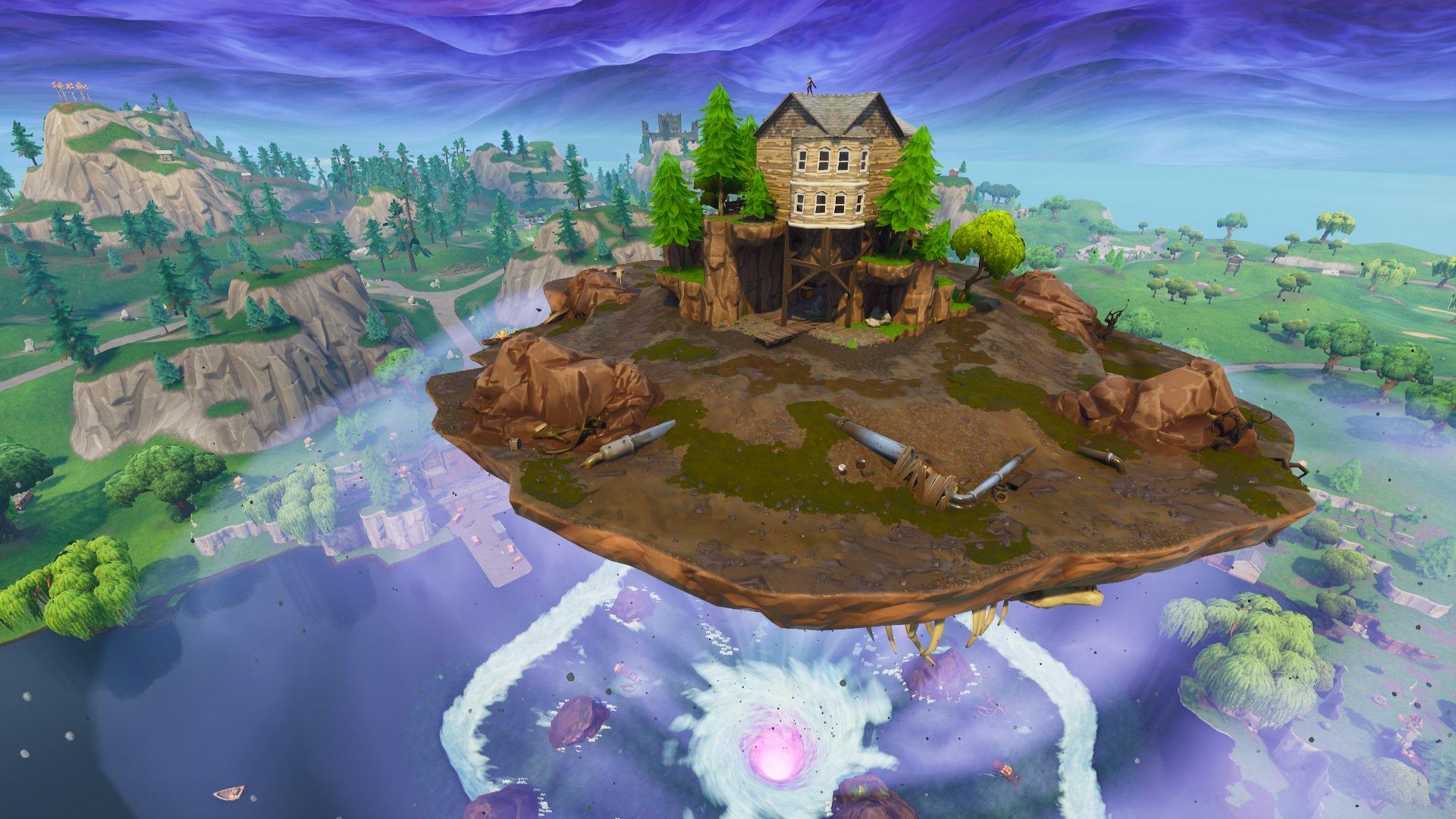 Il Cubo Viola Di Kevin Sta Per Tornare In Fortnite Gamesvillageit