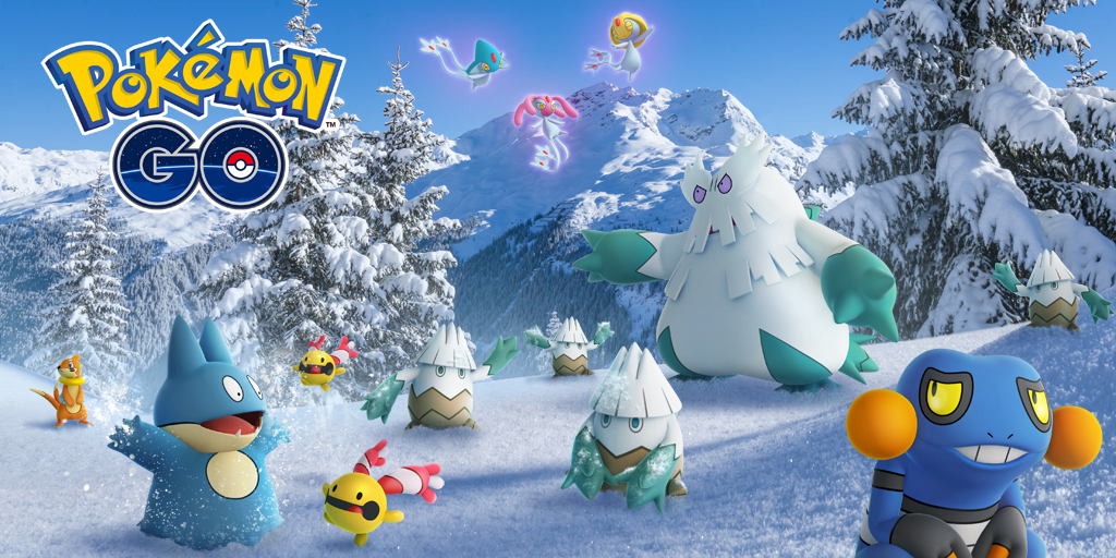 Guardiani dei laghi Pokémon GO