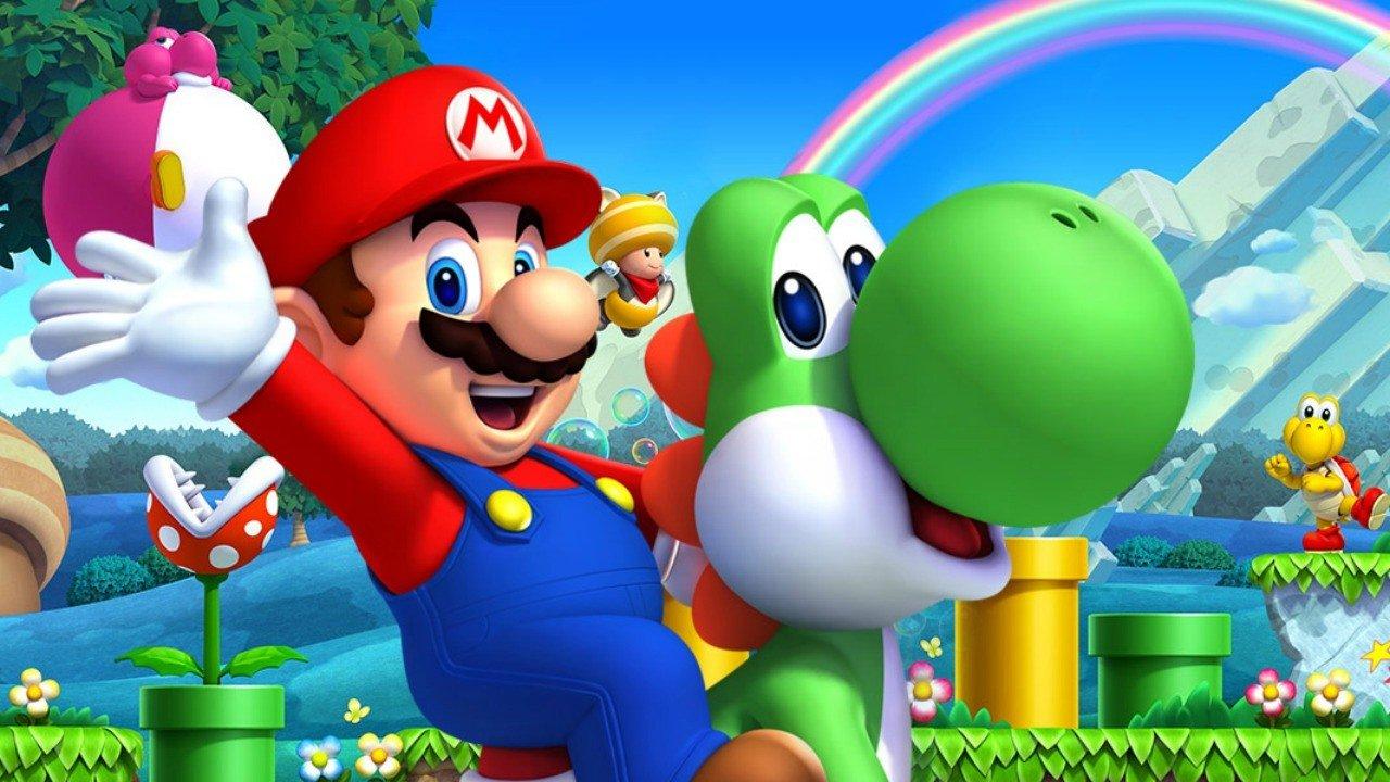 New Super Mario Bros. U Deluxe 109012019
