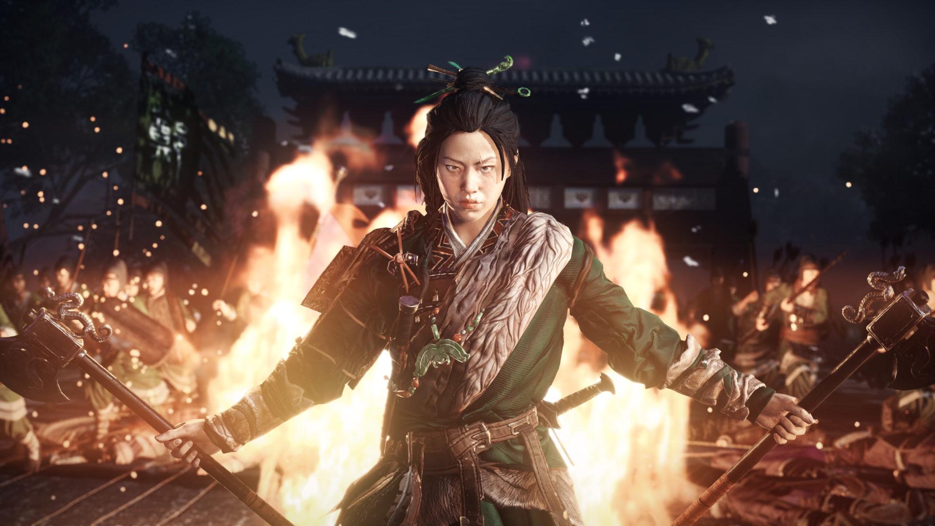 Total War Three Kingdomws Zhen Jian