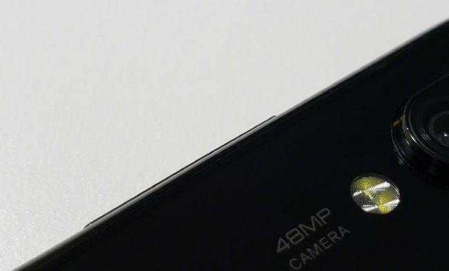 fotocamera Huawei 48MP