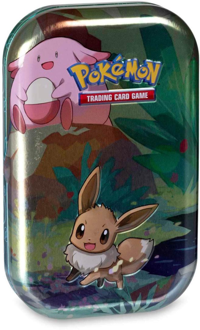 Kanto Friends Mini GCC Pokémon