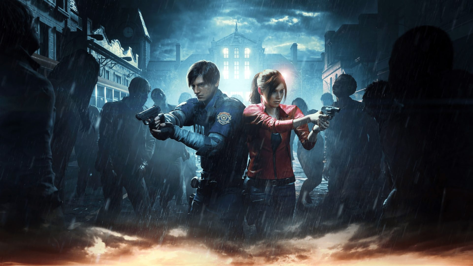 Resident Evil 2 Capcom