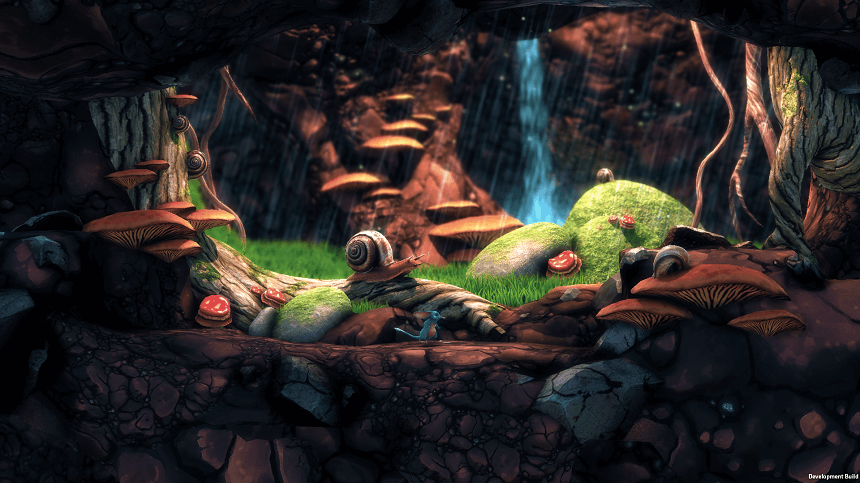 Macrotis: A Mother's Journey (PlayStation 4) - Recensione 2