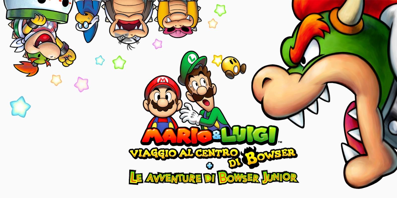 Mario & Luigi Viaggio al centro di Bowser