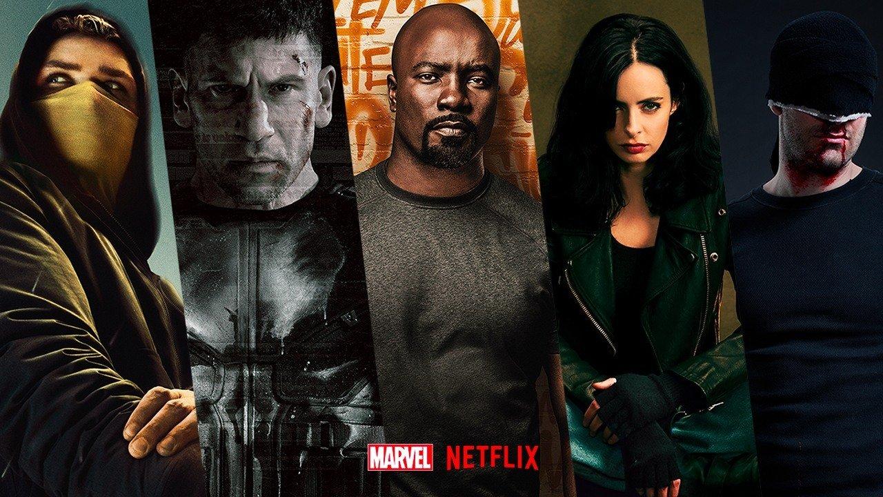 Serie Marvel di Netflix 12022019