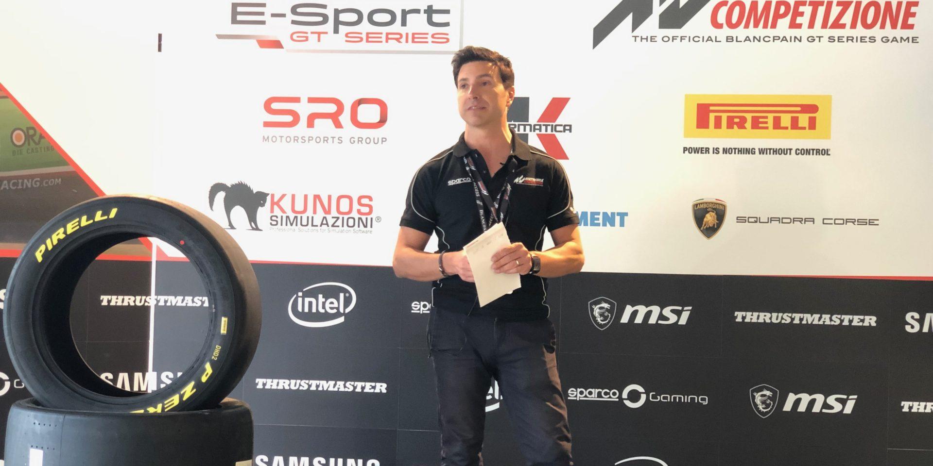 Assetto Corsa Competizione Evento