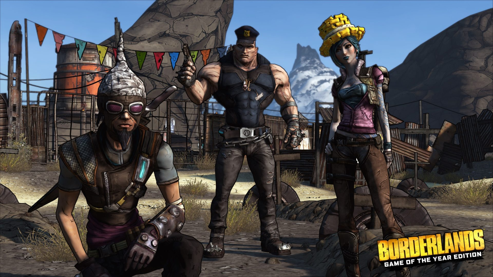 Borderlands Game of the Year 6