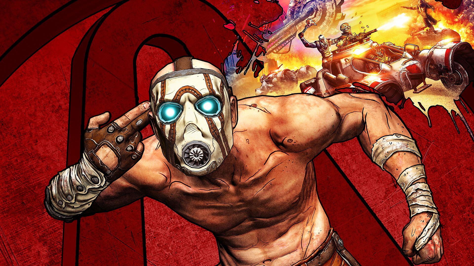 Borderlands Game of the Year Cover