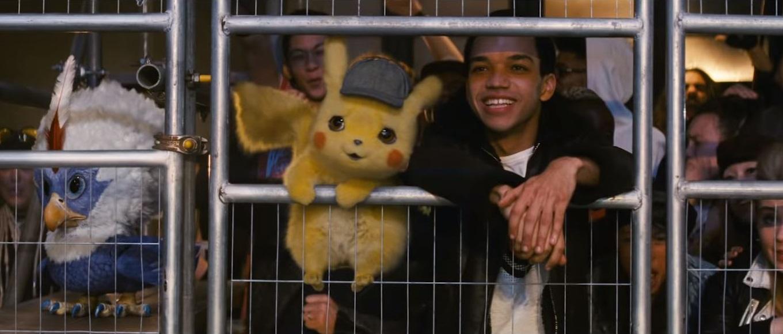Detective Pikachu Rita Ora