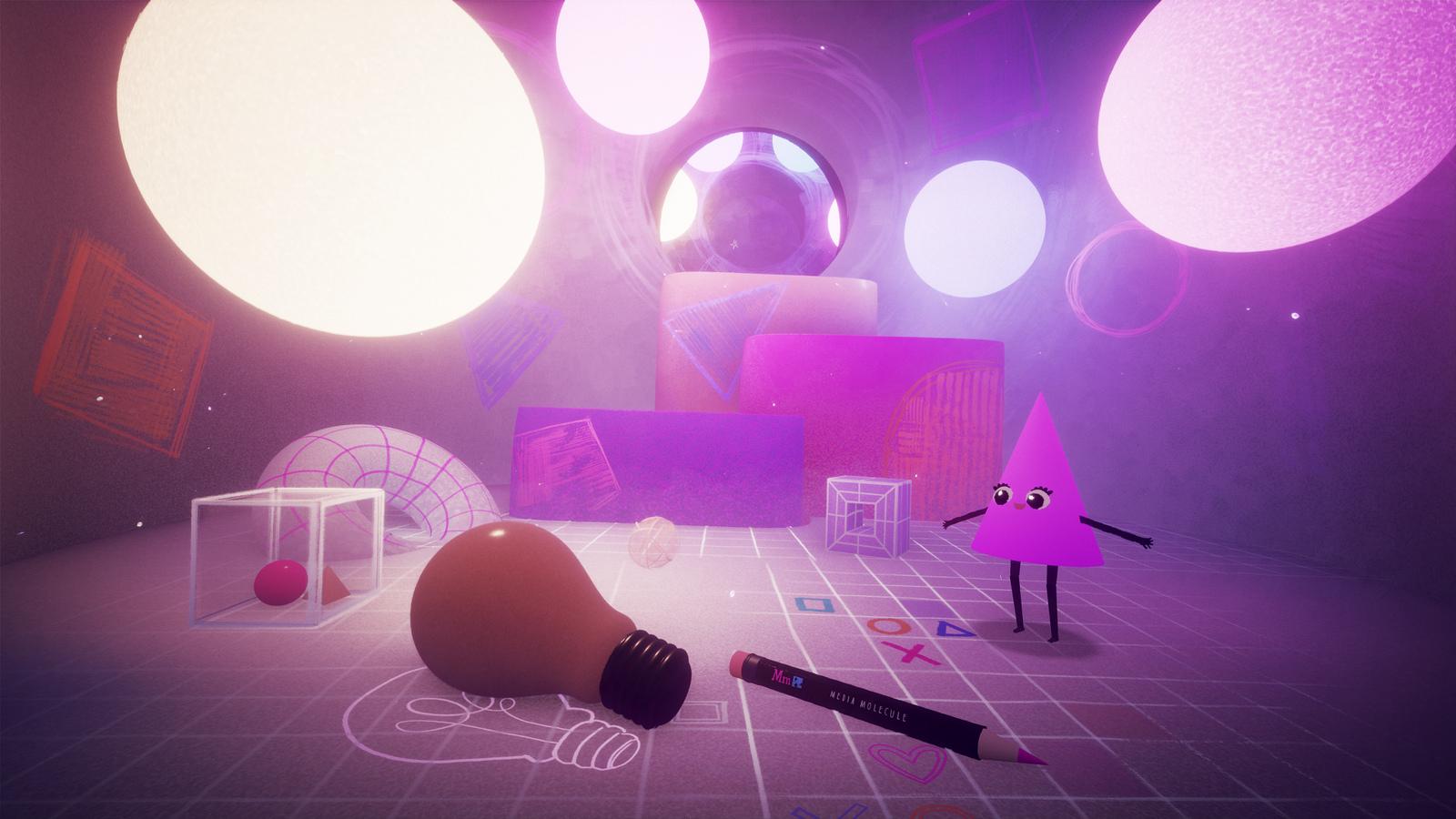 DREAMS cover GamesVillage