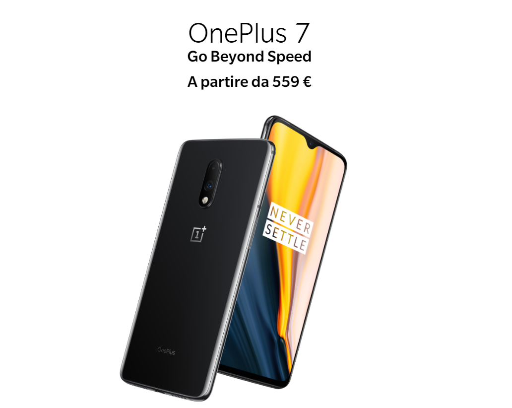 OnePlus 7 standard