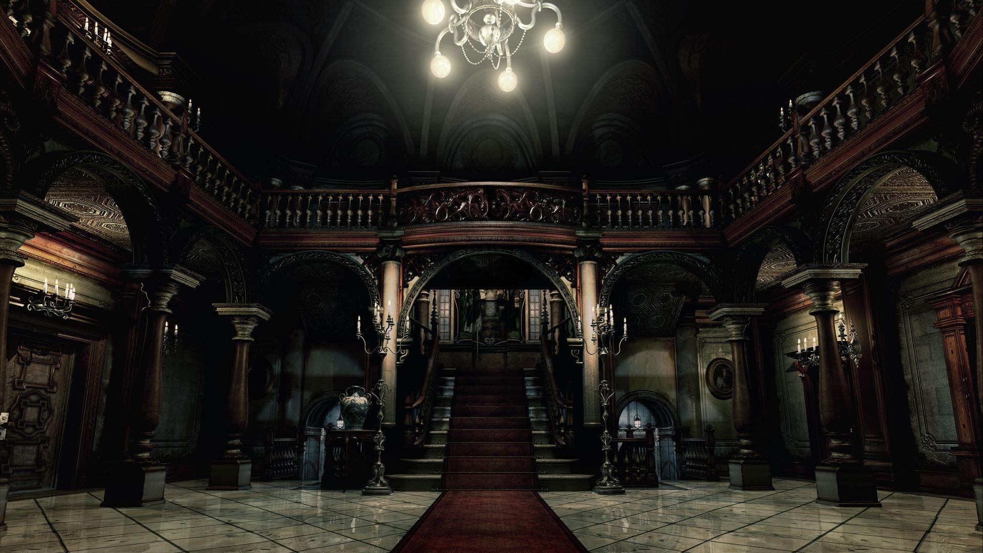 Resident Evil 0 e 1