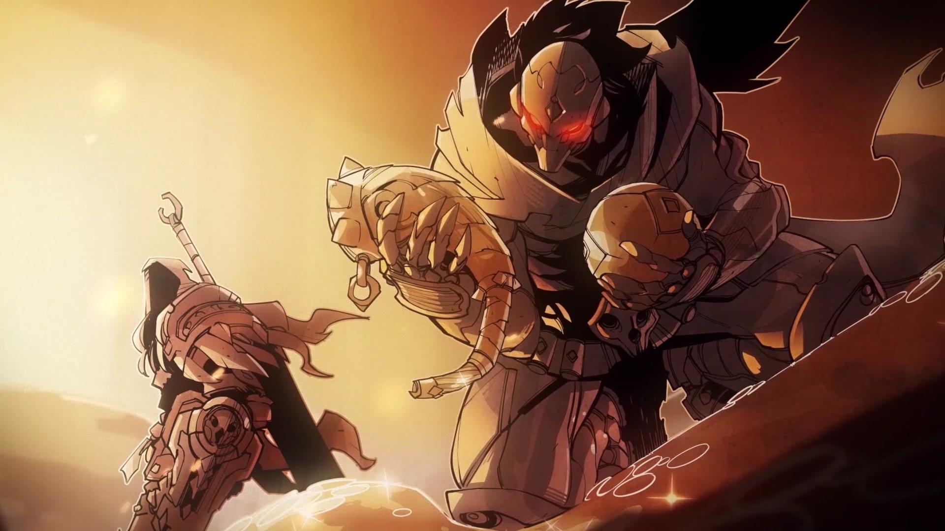 Darksiders Genesis E3 2019
