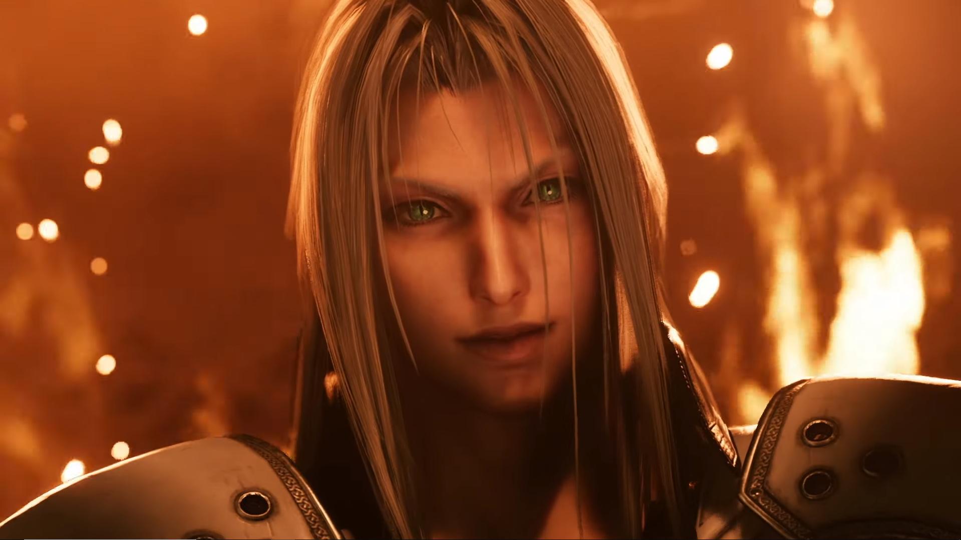 Final Fantasy VII Final Fantasy 7 Remake Remake Square Enix